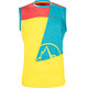 La Sportiva M's Strive Tank Lemonade/Tropic Blue